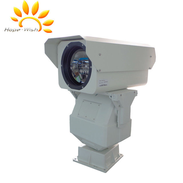 16KM Uncooled Zoom Thermal Imaging Camera For Long Range Border Security