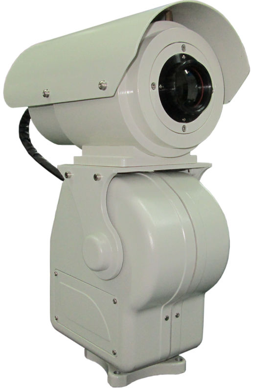 336×256 Pixel OSD Remote Long Range Thermal Camera With UFPA Sensor