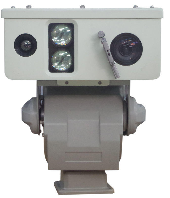 Highway Long Distance Night Vision Camera , 1920 * 1080 Infrared Camera Distance Range