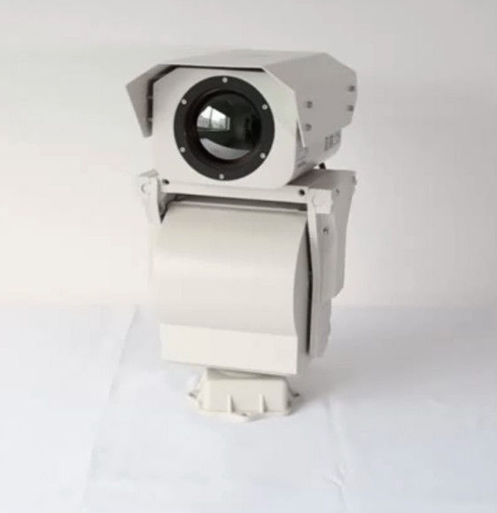 Infrared PTZ Long Range Thermal Camera , Long Distance Infrared Camera