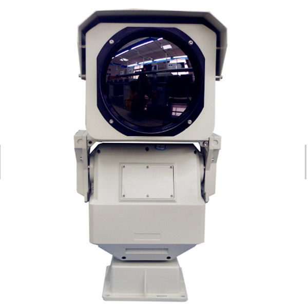 Outdoor Security Long Range Thermal Camera SDE Digital Image Processing