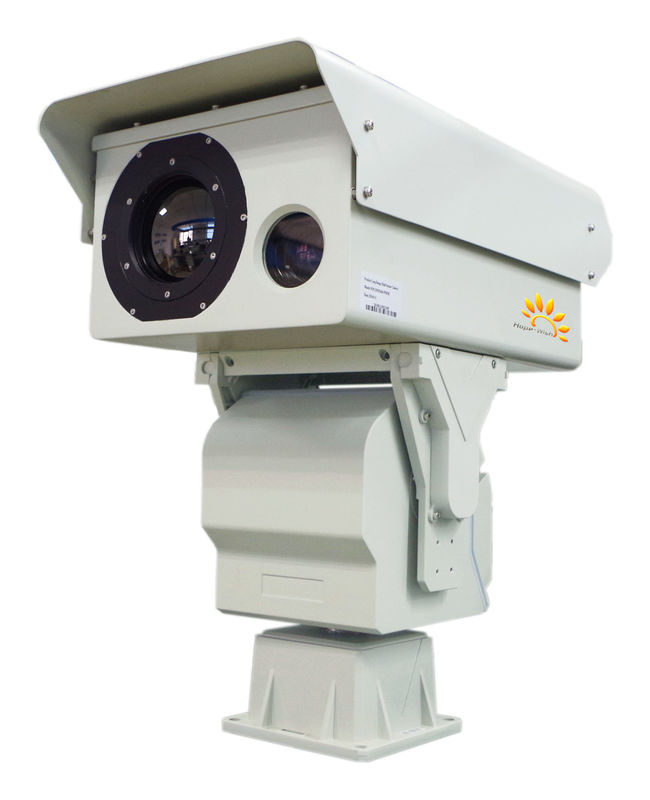 Eo Long Range Surveillance Infrared Camera , Multi Sensor Infrared Thermal Imaging Camera