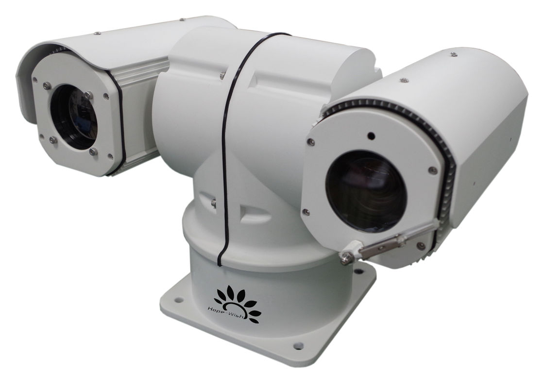 Night Vision Car Mounted Infrared Outdoor Ptz Camera 30X Optical Zoom For Police Patrol